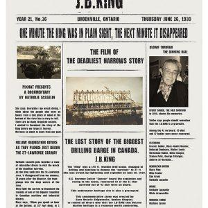 Film JB King